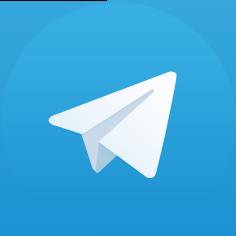 ¡CONTACTA CON NOSOTROS TAMBIÉN A TRAVÉS DE TELEGRAM!
